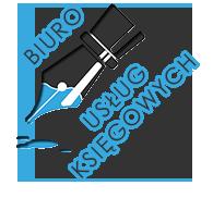 logo biuro usług księgowych